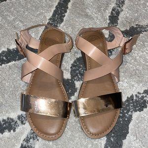 So Dory Blush sandal